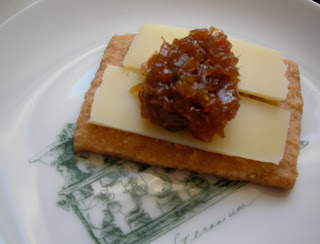 market life: Onion Thyme Jam - not just for cheese and crackers!