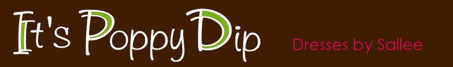 it's poppy dip- fabrics