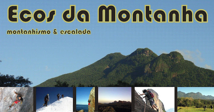 ECOS DA MONTANHA - Escalada & Montanhismo