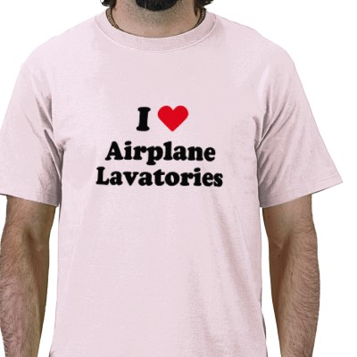 Lavatory Come Fly With Me. with the lavatory and how