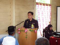 Dialog PDRM di Pt Puasa.