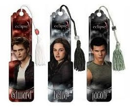 Twilight-Edward-Bella-Jacob-Bookmarks