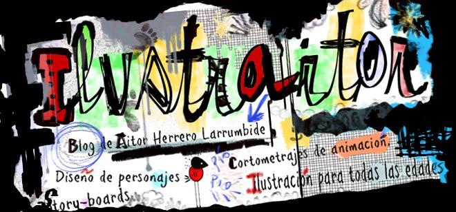 ILUSTRAITOR- El Blog de Aitor Herrero Larrumbide