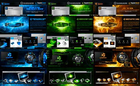 themes for windows xp. 50 Themes of windows XP,