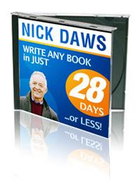 Write Any Book in Under 28 Days