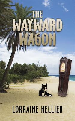 Lorraine Hellier - The Wayward Wagon