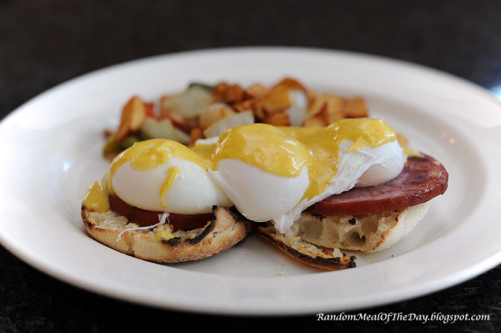 classic eggs benedict the eggs benedict consists of four main