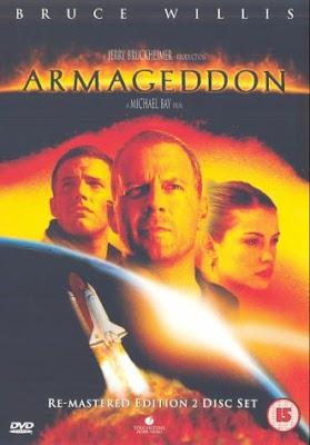 Filme Poster Armageddon DVDRip RMVB Dublado