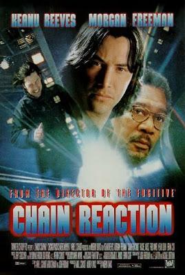 Filme Poster Reação em Cadeia DVDRip XviD + Legenda
