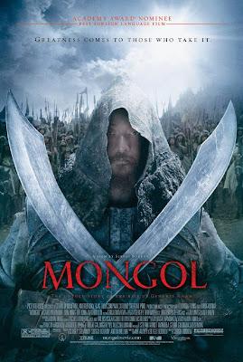 Filme O Guerreiro Genghis Khan DVDRip RMVB Dublado