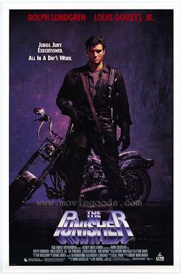 Filme Poster O Justiceiro (1989) DVDRip RMVB Legendado