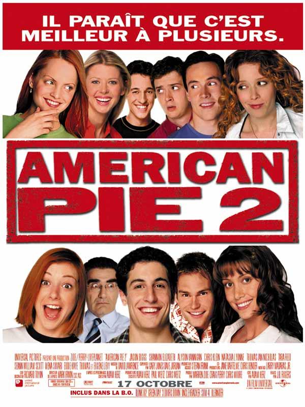 2 American Pie 2 A Segunda Vez É Ainda Melhor