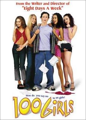 Filme 100 Garotas DVDRip RMVB Dublado