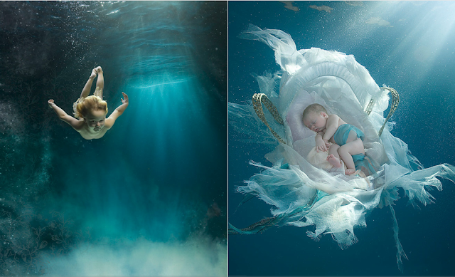 Zena Holloway, fotografia subacquea. Underwater photography