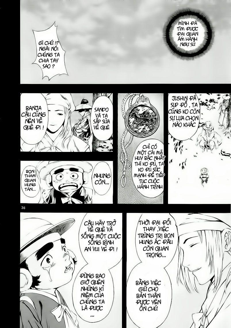 Ám Hành Ngự Sử - Chapter 11 - Pic 39