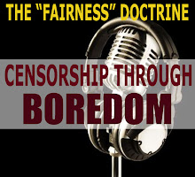 """Fairness"" Doctrine = Censorship"