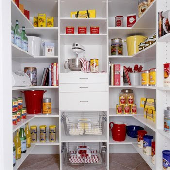 Kitchen Food Pantry Cabinet