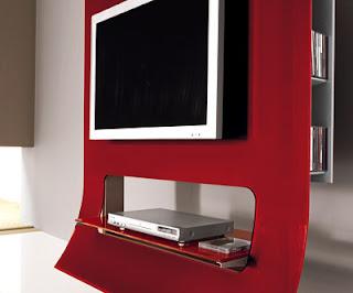 mueble television plasma
