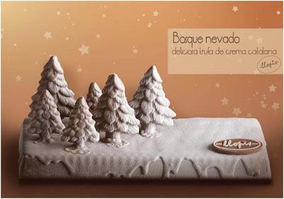 dulces de navidad decorados
