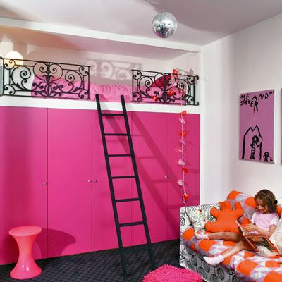 decorar un dormitorio de niña