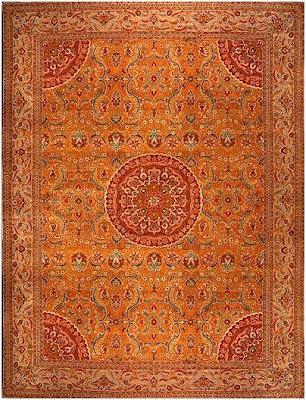 tipos de alfombra alfombra aubusson