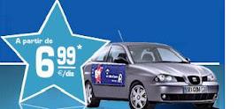 Rent-a-car no Porto-Campanhã, desde 6.99€ por dia