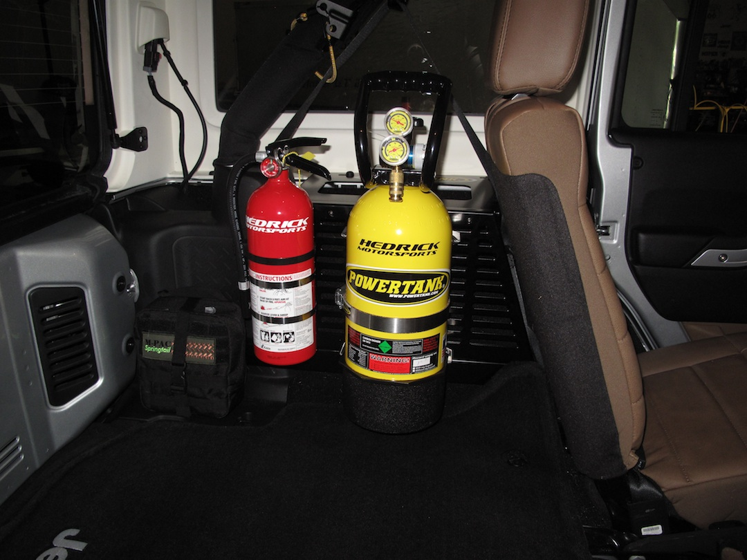 Hedrick Speedsports Powertank