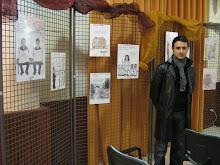 mostra manifestazione in memoria di don Tonino Bello organizzata da Retinopera Salento