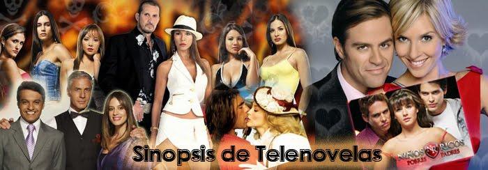 Sinopsis de telenovelas