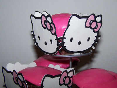 printouts of hello kitty. HELLO KITTY PRINTABLE CUPCAKE