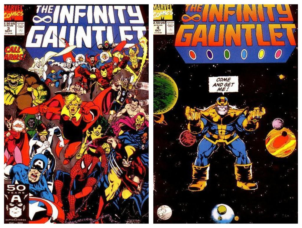 Guardians of the Galaxy - Marvel Infinity-gauntlet-2of3