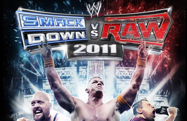 Wwe Raw Wallpaper 2011. Wwe Smackdown Vs Raw 2011 Pc.