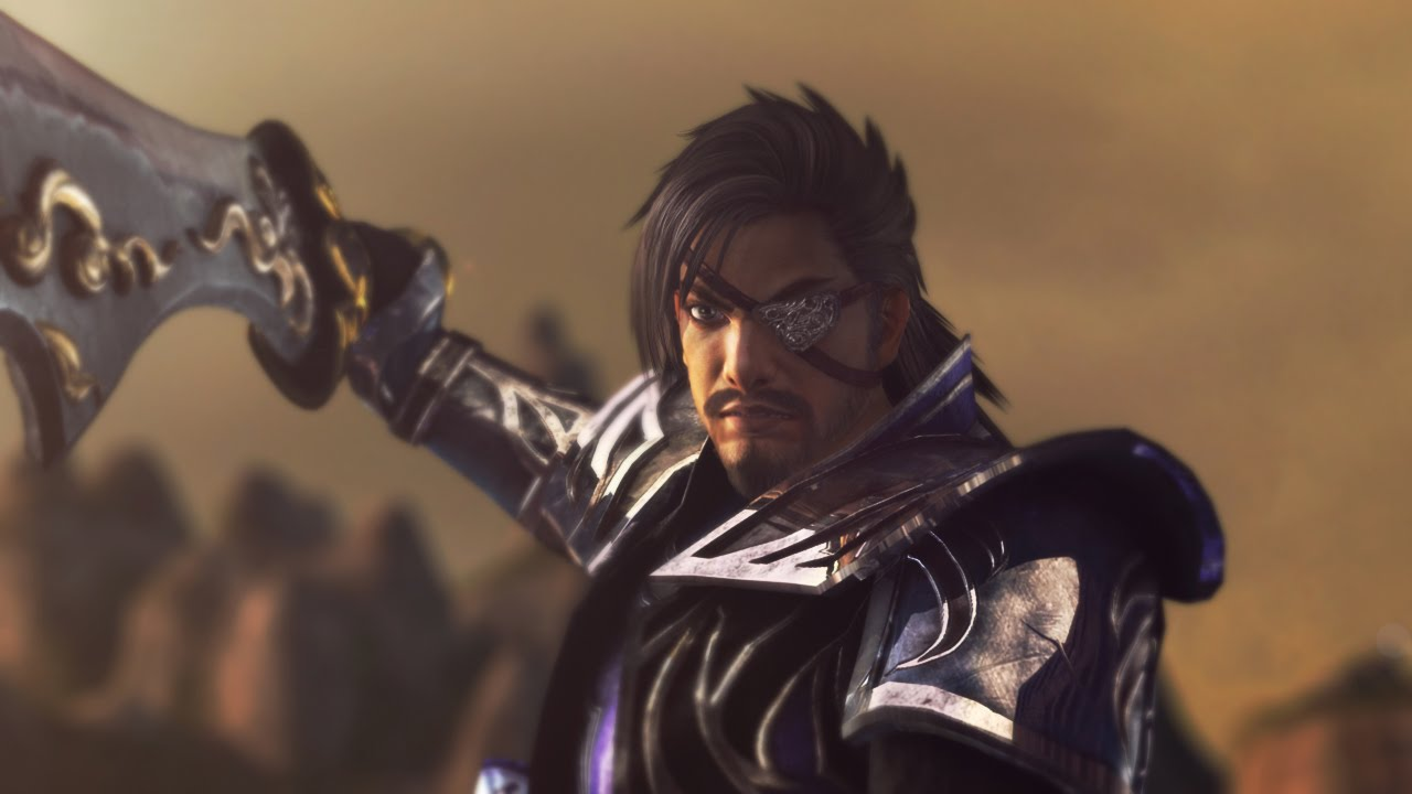 Dynasty warriors HD & Widescreen Wallpaper 0.696490055877004