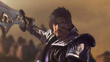 #3 Dynasty Warriors Wallpaper