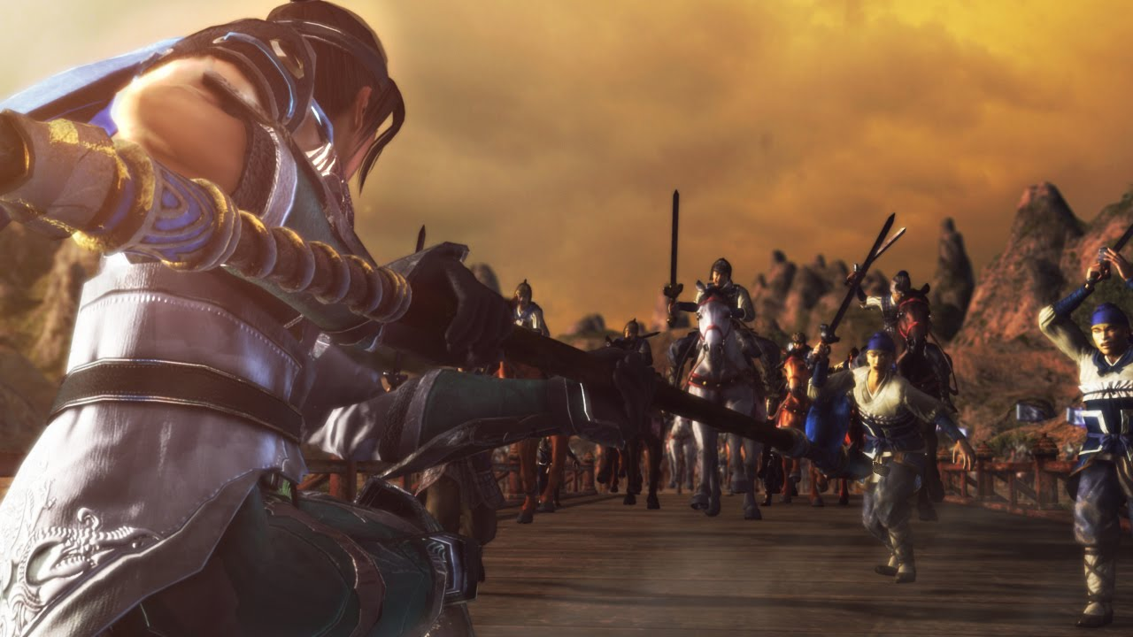 Dynasty warriors HD & Widescreen Wallpaper 0.808238675275687