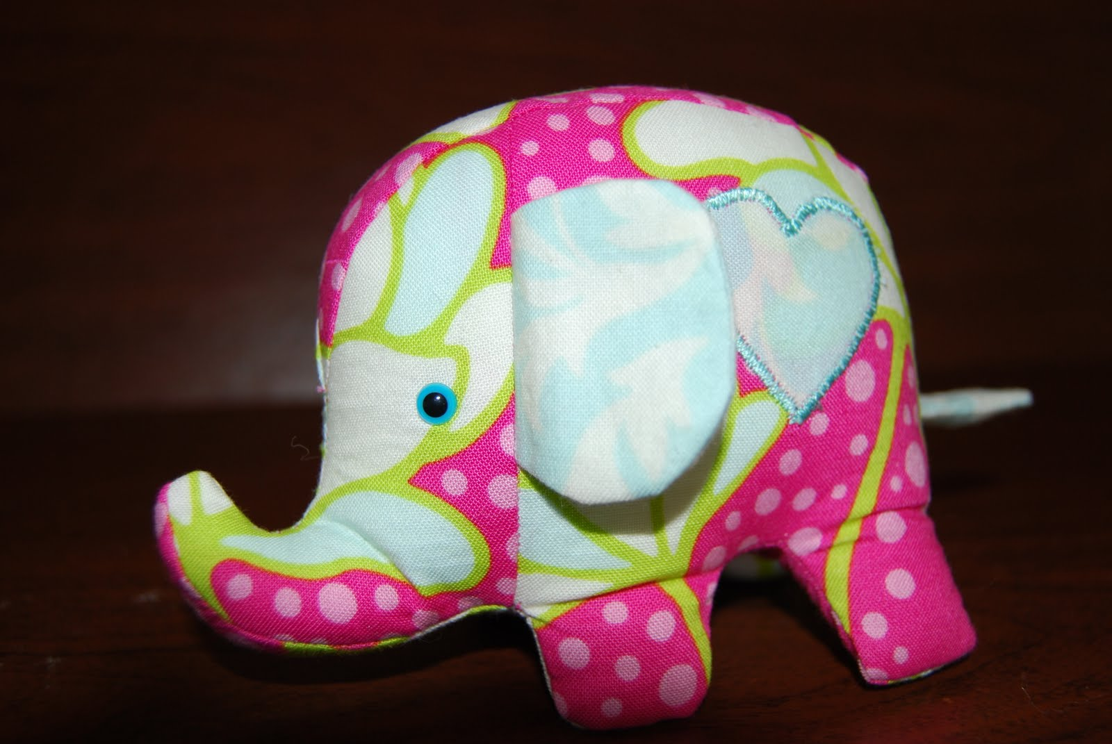 Stuffed Animals & Bean Bag Toys - Free Sewing Patterns and Free