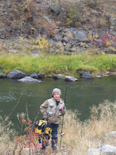 Steelhead fishing Fall 08