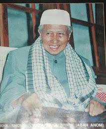 KH Ahmad Shohibul Wafa Tajul Arifin (Pangersa Abah Anom)