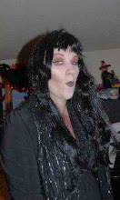 Elvira came to the party this year