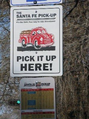 Santa Fe Pick-Up