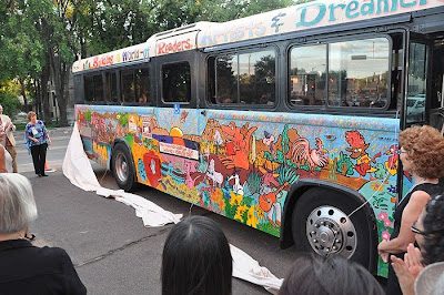 Literacy Bus