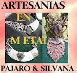 Pajaro y Silvana
