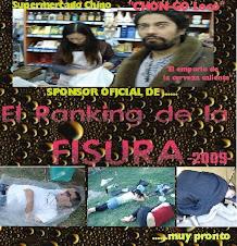 Nuevo -Ranking de la Fisura 2009-