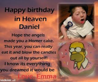 homer happy birthday