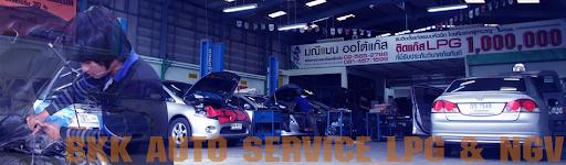 BKK AUTO SERVICE LPG & NGV