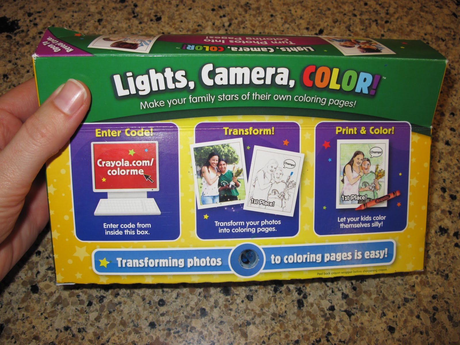crayola photo coloring pages code - photo#50