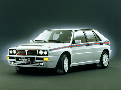 Lancia Wallpapers Lancia Pictures: August 2008