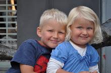 mine herlige barnebarn