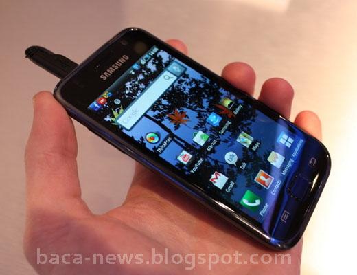 Samsung Galaxy S i9000 - Spesifikasi Dan Harga Samsung Galaxy S i9000