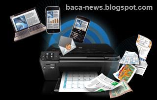 ePrint - ePrint Teknologi Print Jarak Jauh dari HP